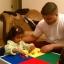 Tot Tutors Kids Building Table FOR Lego, Mega Blocks + 2 Chairs สุดคุ้มเป็นโต๊ะอเนกประสงค์ พร้อมเก้าอี้ 2 ตัว คลิ๊กดูภาพด้านในค่ะ thumbnail 6