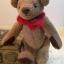 ตุ๊กตาหมีผ้าขนหนู -size 14 cm. - HERBIE thumbnail 1