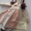 ตุ๊กตาผ้าเด็กผู้หญิงคันทรี่สูง 34 cm. - country doll ( girl ) thumbnail 1