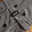 เซ็ตเสื้อยืดสีดำทับด้วยเดรสลายตาราง thumbnail 6