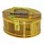 กระปุกถังออมสินรูปวงรีสายยูคาดทอง ขนาด 7 นิ้ว thumbnail 6