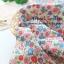 ผ้าคอตตอนเกาหลีลายดอกไม้ thumbnail 6