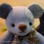 ตุ๊กตาหมีผ้ายีนส์ขนาด 20 cm. - Easter thumbnail 5