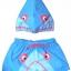 size 1.5 - 2 ขวบ เดือน น้ำหนัก 12-14 กก. ชุดว่ายน้ำเด็กเล็ก ฉลามน้อย thumbnail 2