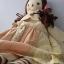 ตุ๊กตาผ้าเด็กผู้หญิงคันทรี่สูง 34 cm. - country doll ( girl ) thumbnail 2