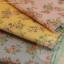 เซตผ้าฝ้ายลายดอกไม้ (1/8 หลา ) 3 ชิ้น thumbnail 1