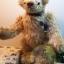 ตุ๊กตาหมีผ้าขนสีน้ำตาลขนาด 20 cm. - Dia thumbnail 6
