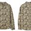 Pre order Camouflage Denim shirt thumbnail 1