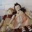 ตุ๊กตาผ้าเด็กผู้หญิงคันทรี่สูง 34 cm. - country doll ( girl ) thumbnail 6