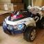 รถแบตเตอรี่เด็ก Super Jeep มีโช๊ค รถ 2 มอเตอร์ thumbnail 5