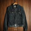 Pre order เสื้อยีนส์ (denim jacket Slim)
