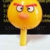 จุกปิดป้องกันฝุ่นแบบมีไฟกระพริบ Yellow Bird (Angry Birds)