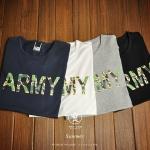 t-shirt camouflage เสื้อยืดแฟชั่นสุดแนว