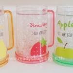 แก้วเจลเก็บความเย็น Ice Tumbler Lovely Fruit 500 ml.