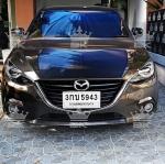 ตัวอย่างการติดตั้ง 79 (Mazda 3 all new 2014)