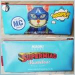 กระเป๋าดินสอ Super Miao แบบหนัง