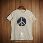 t-shirt vintage aircraft Korean เสื้อยืดแฟชั่นสุดแนว