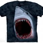 เสื้อยืด3Dสุดแนว(SHARK BITE T-SHIRT)