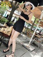 party dress511สีดำ