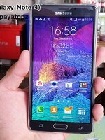TPU ใส (Samsung Galaxy Note 4)