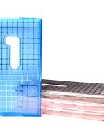 เคส Nokia Lumia 900 - Rock Magic cube soft case  สไตล์ ROCK วัสดุ TPU เนื้อหนาบิดงอได้ โดดเด่นด้วยลายตารางไม่ซ้ำใคร