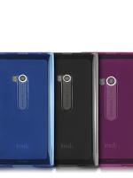 Case Nokia Lumia 900 - IMAK Matte Gelly บางเฉียบ ใสมองเห็นตัวเครื่อง ผิวมัน มีความยืดหยุ่น ลดแรงกระแทกได้ดี สีสันสดใส สไตล์เกาหลี มาพร้อม ฟิล์มกันรอยหน้าจอ และผ้าไมโครไฟเบอร์