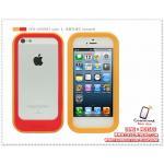 เคส iPhone5 - Infisens Silicone case - สีส้ม