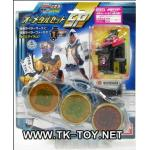เหรียญโอส Kamen Rider OOO Core Medal Set SP [Astro Switch No.5]