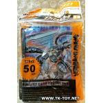 ซองใส่การ์ดยูกิ 50 ซอง [Yu-Gi-Oh Duelist Card Protector] YS-02
