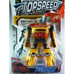 TOP SPEED WARRIOR CAR FORM