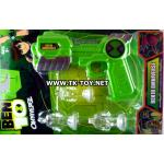 BEN 10 OMNIVERSE GUN [SOUND&LIGHT]