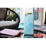เคส iPhone 6/6S - TPU Kitty สีฟ้า