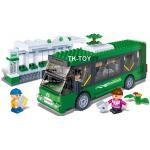 รถเมล์ BANBAO สีเขียว