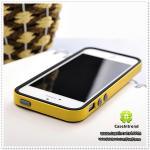 เคส iPhone 5 SPIGEN SGP Neo Hybrid - สีเหลือง ดำ