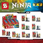 เลโก้ นินจาโก ชุด 8กล่อง NO.SY-282