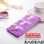 เคส iPhone 5/5s - Baobao สีม่วง