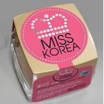 Miss korea ครีมหน้าเด็ก (ขนาด 5 g.) 1 กระปุกๆ ละ 190 บาท