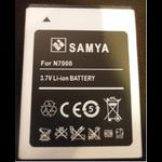 แบตเตอรี่ ซัมซุง Galaxy Note (Samsung) N7000