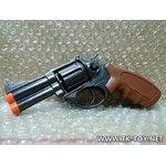 ปืนแก๊ปเหล็ก DIE CAST METAL .357 MAGNUM [BLACK]