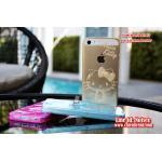 เคส iPhone 5/5s - TPU Kitty สีทอง