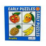 Early Puzzles - Fruits