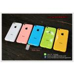 โมเดล iPhone5c - สีฟ้า