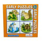 Early Puzzles - Animals