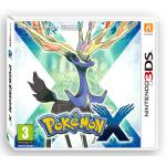 POKEMON X [ZONE US.] 3DS