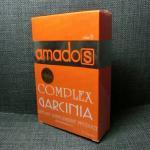 Amado S อมาโด้ เอส ลดน้ำหนัก ลดความอ้วน กล่องสีส้ม 1 กล่อง 10 แคปซูล