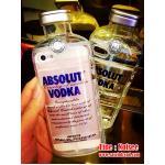 เคส iPhone5/5s - ขวด Vodka สีดำ