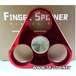 FIDGET SPINNER TRI-ANGLE [RED]