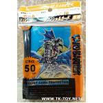 ซองใส่การ์ดยูกิ 50 ซอง [Yu-Gi-Oh Duelist Card Protector] YS-04