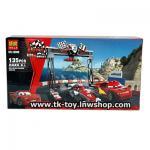 เลโก้ CARS 2 No.10008 [BELA] 135 ชิ้่น