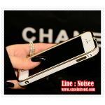 เคส iPhone5/5s - Hermes Metal case สีขาว